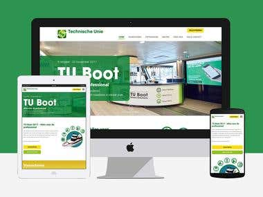 Technical Union website