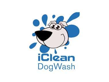 Logo IClean Dog Wash