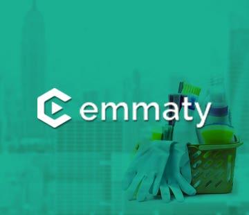 Emmaty - Cleaning Portal