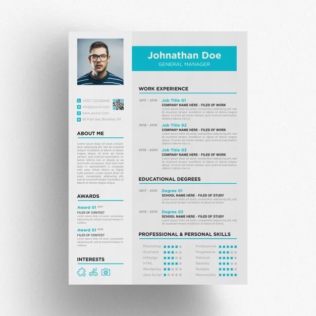 Resume Designing Freelancer