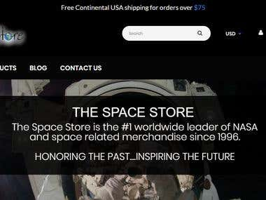 Space Store