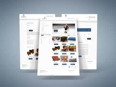 Theme Web Designs Customization/ Responsive Designs