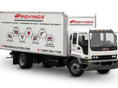 Truck Wrap Designs