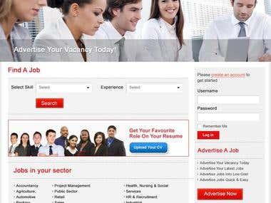 Job Website