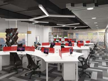 Office rendering