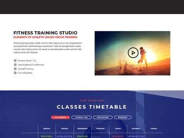 CRMA Fitness Studio