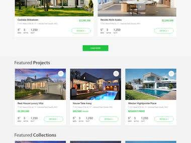 BHKHomes - Real Estate Portal
