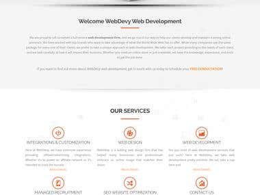 Wordress theme Installation & customization