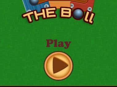 Unblock the roll ball
