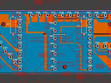 PCB Circuit Board & Gerber Files for Solidworks