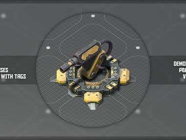 Unity3D Smart Turret