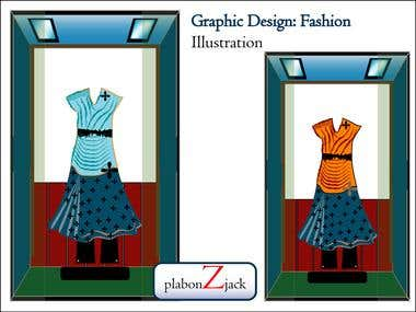 Graphic Design: Fashion Desing