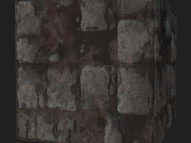 Muddy Floor Tiles