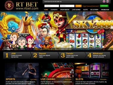 RT BET Game