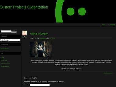 Literature-Sharing Website