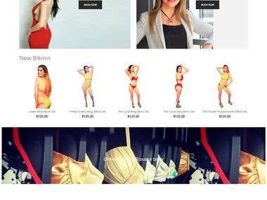 Tienda en linea Fashion