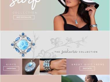 Marahlago Online jewelry Selling CodeIgniter
