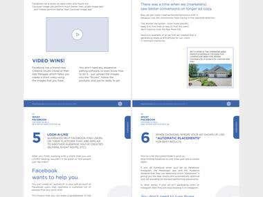 E-Book PDF Design