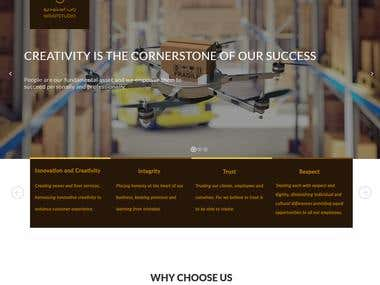 WrapStudio Website