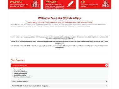 Lanka BPO Academy