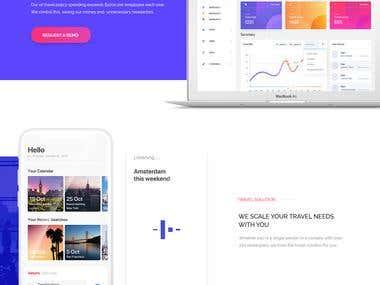 Taptrip Website