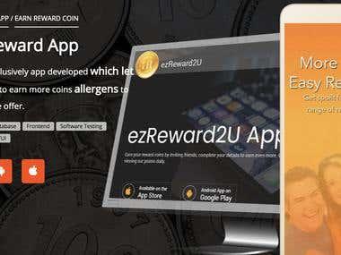 Loyalty App Development / E-Z Reward App