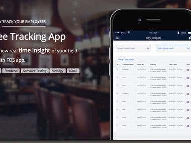 GPS & Field Employee Tracking App Development