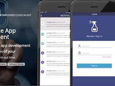 Time and Attendance App Development
