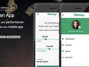 Finance Mobile App & Mobile Banking App Development