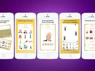 Troji app