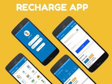 Recharge Application (White Label Solution)