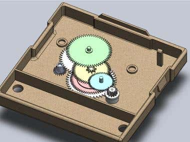 Clock Assembly