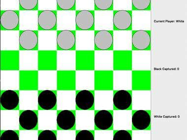 Draught/Checkers