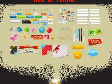 A web UI Portal