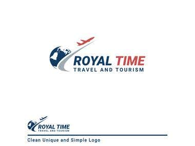 Royal Time Travel and Tourism logo