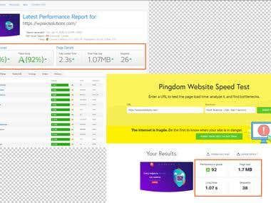 Optimizacion wordpress mejoras de rendimiento