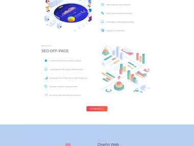 Home Sitio web servicios Demo 2