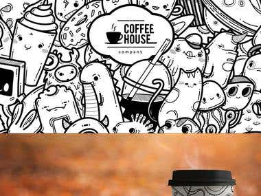 Designs for coffee-to-go companies