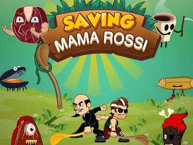 SAVING MAMA ROSSI