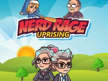 Nerd Rage Uprising