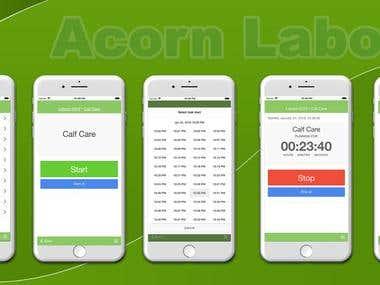 Hybrid Mobile App (Ionic V1)