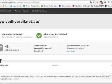 Hacked Website Fix Remove Malware