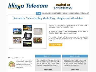 klingotelecom.com