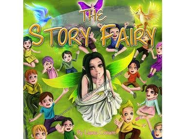 Children's Kindle eBook - The Story Fairy