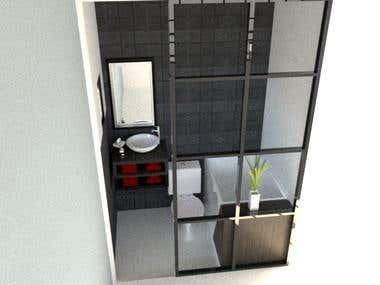 Phillipine House Landscape and interior design