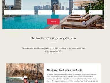 Booking Website (Laravel)