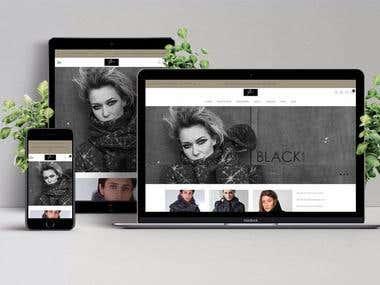 Jacu E-commerce, Apparel