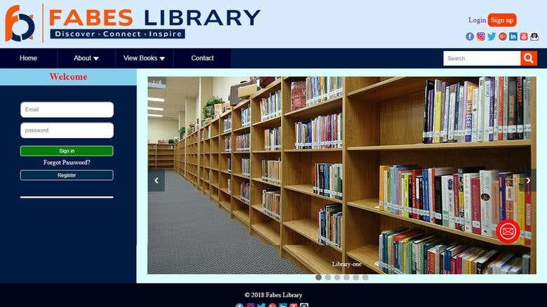 Library Management System Freelancer