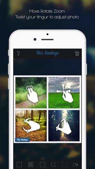 Pics Montage+