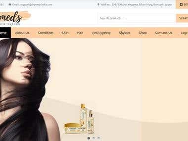 E-Commerce (http://skymedsindia.com/)